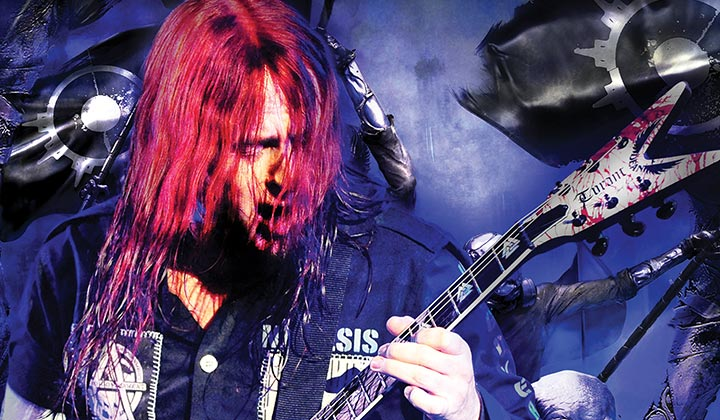 Michael Amott Series