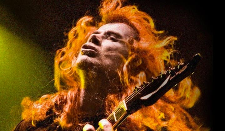 Dave Mustaine Series